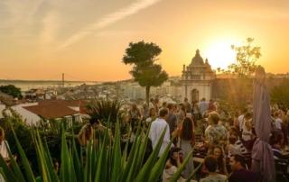 Park-bar Lissabon